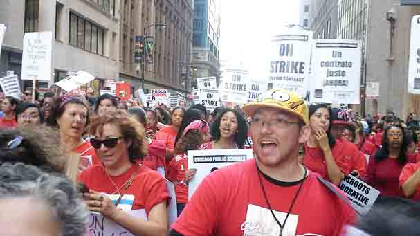 Chicago teachers' tentative agreement benefits students