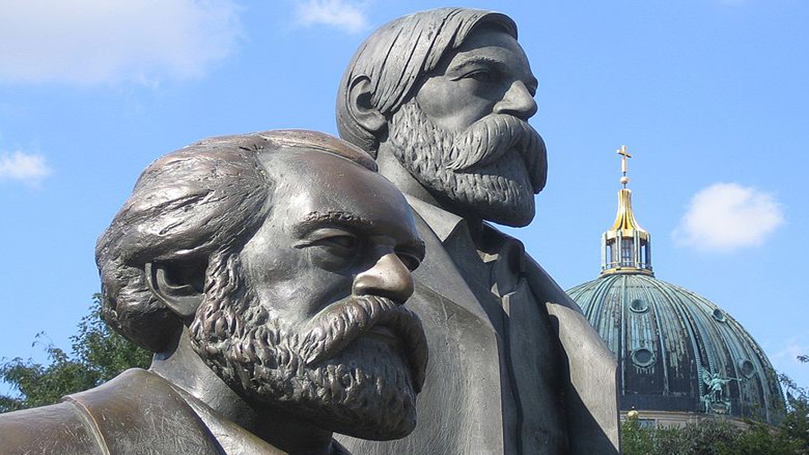 The Communist Manifesto:  Still revolutionizing the world