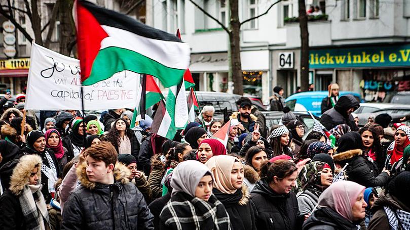 "CPUSA condemns Trump-Netanyahu Mideast ""deal"""