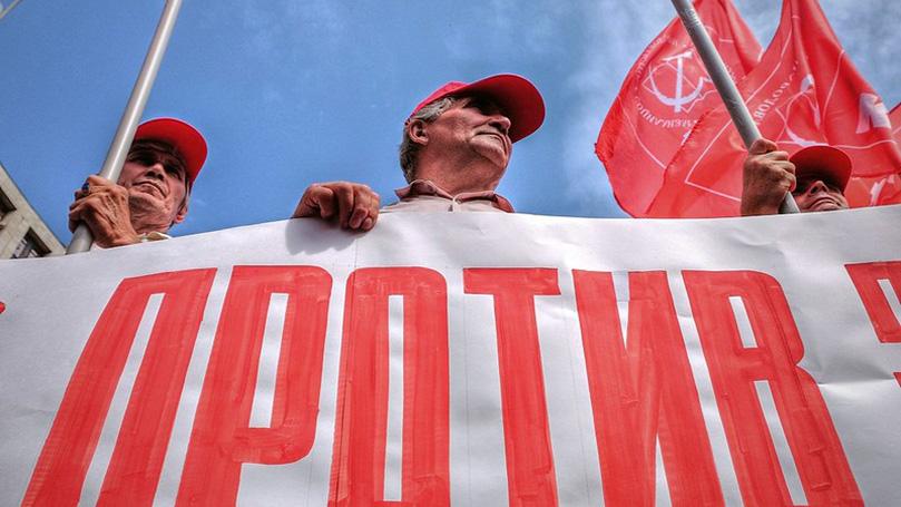 The Marxist Classes: Labor's largest defeats (part 1)