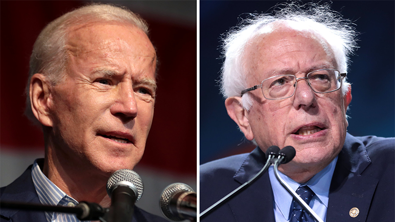 Biden, Sanders, the socialist moment and the black vote