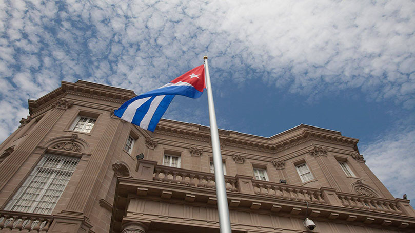 Violent attack on Cuban embassy reflects Trump policy