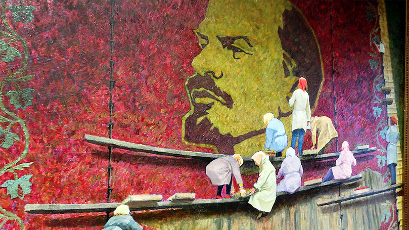 Οn the 150 years since the birth of V. I. Lenin