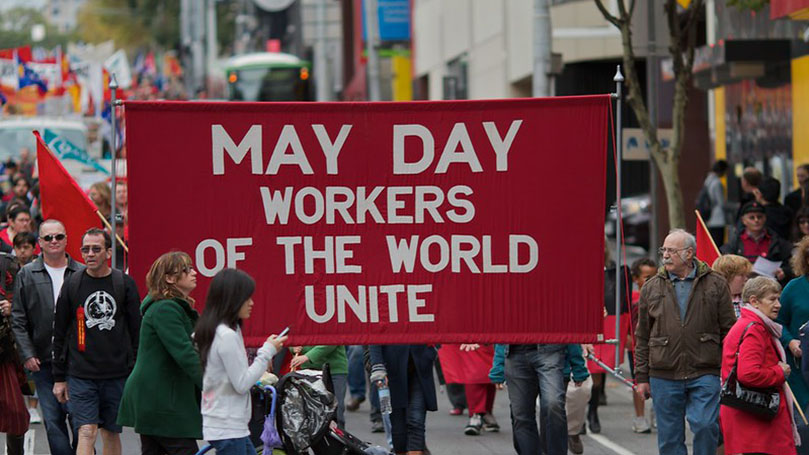 This Week: May Day strike wave!