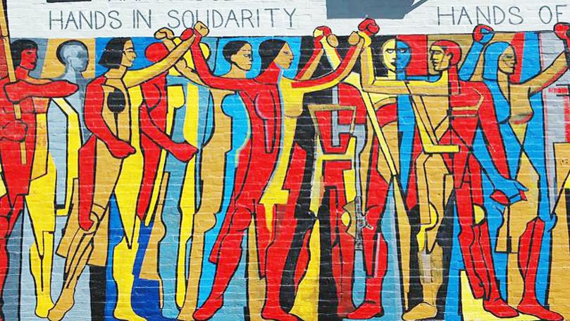 COVID-19 capitalism demands social connection