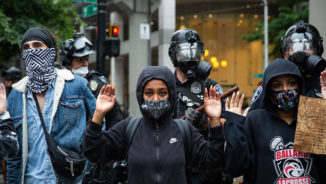 The 1%, the police, and the fascist danger