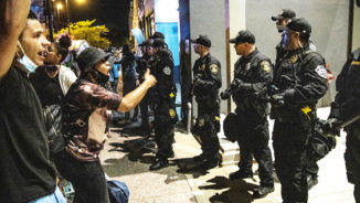 Economic crisis and police violence spark people's movements