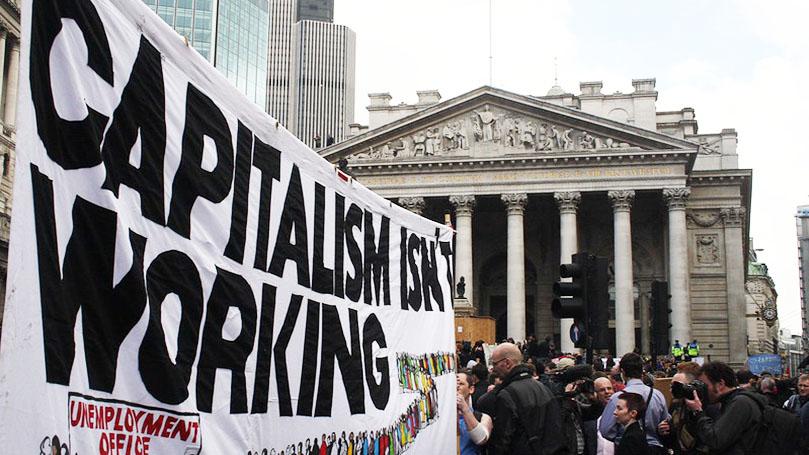 Contradictions of U.S. capitalism