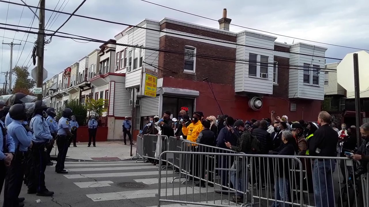 A police killing in Philadelphia, a cry for justice everywhere