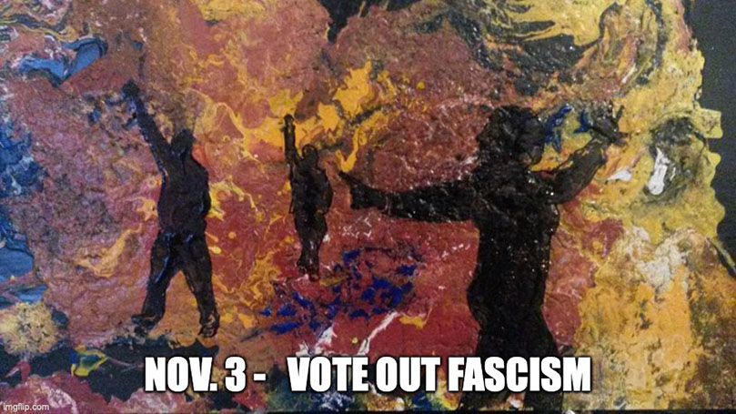 #VoteAgainstFascism: What you can do in the coming days