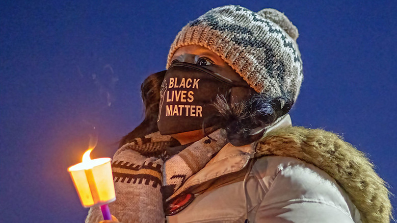 The systemic, racist police violence must end!