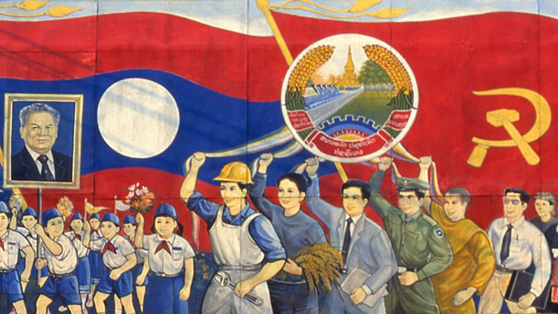 Solidarity with the Lao People's Revolutionary Party