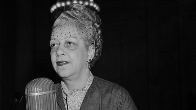 The marvelous Marvel Cooke, African American journalist