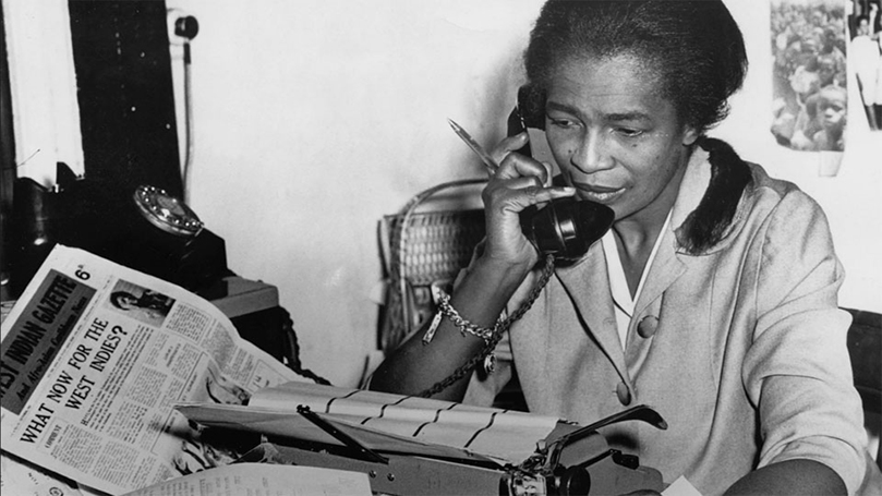 African American women activists in the cold war
