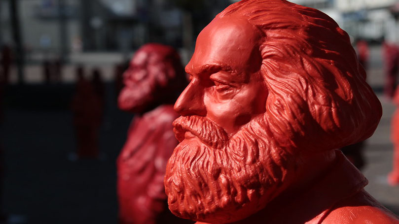 Marxism and the problem of keeping pace with what's new