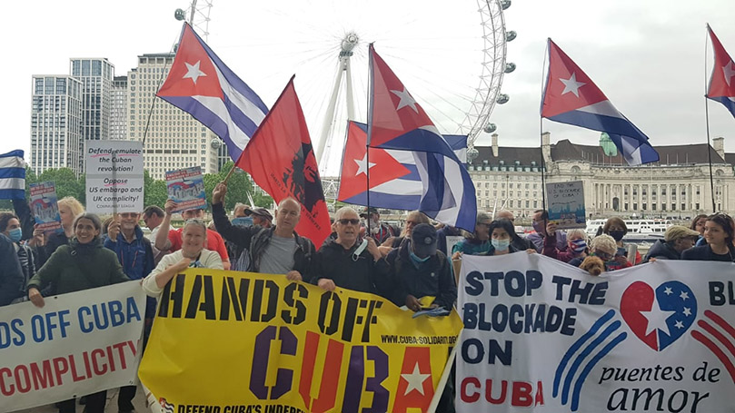 U.S. loses Cuba vote — again
