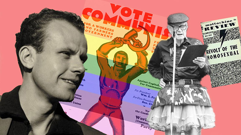 Queer liberation's Communist Party roots
