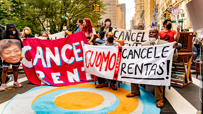 The people's movement and the NYC mayoral campaign