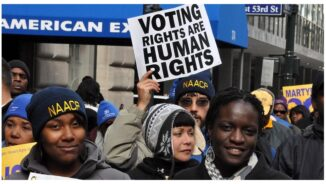 Act now to stop the assault on voting rights!
