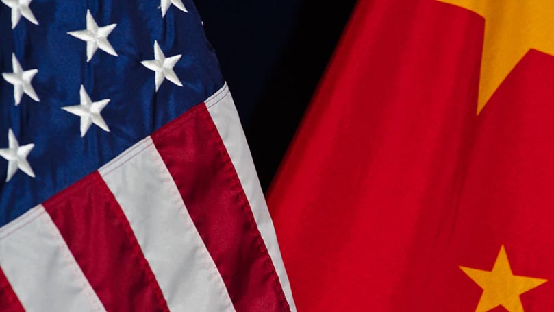 The next cold war with China